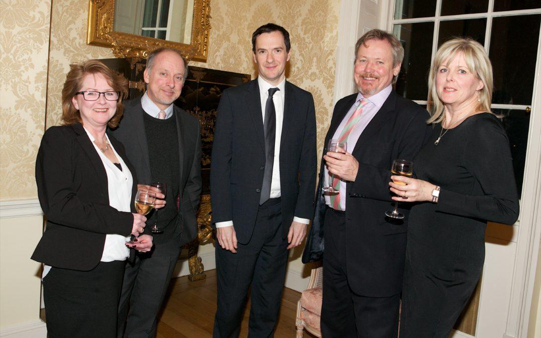 mtp meets George Osborne!