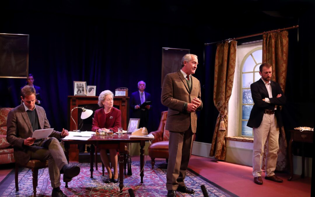 "The reviews are in for Theatre on the ""virtual"" Coast!"
